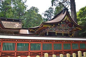 Kashima Shrine - Main Shrine
