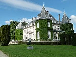 Jean-Jacques Arveuf-Fransquin - Solvay Castle
