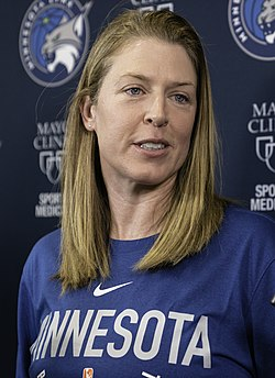 Katie Smith at a Minnesota Lynx press conference (cropped).jpg