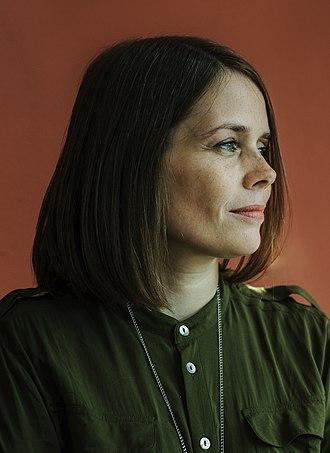Prime Minister of Iceland - Image: Katrín Jakobsdóttir (cropped)