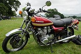 Kawasaki Z1000 Wikipedia