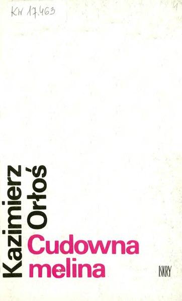 File:Kazimierz Orłoś - Cudowna melina.djvu