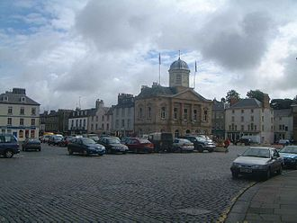 Kelso, Scottish Borders - Kelso Square