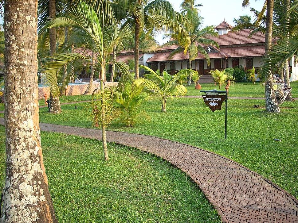 Kerala Backwaters Resort