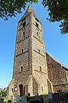 foto van Westtoren van de Hervormde Kerk