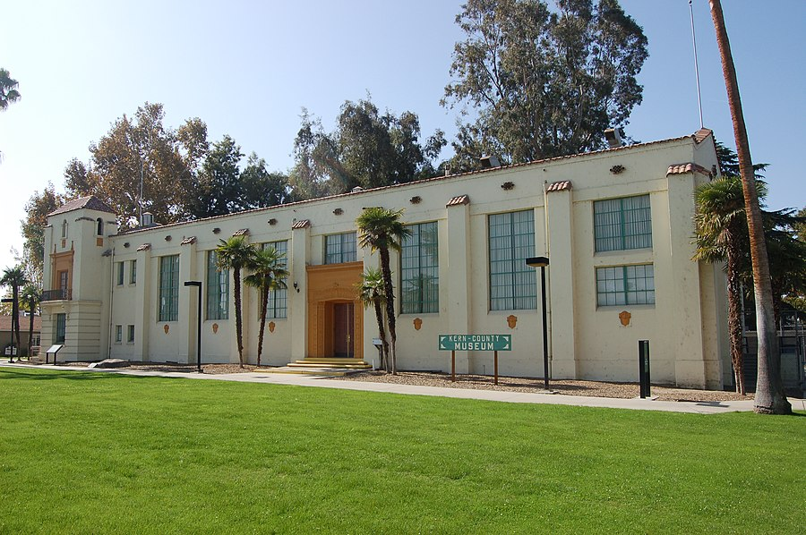 Kern County Chamber of Commerce Building