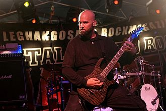 Deicide (band) - Guitarist Kevin Quirion has occasionally been a member of Deicide since 2008.