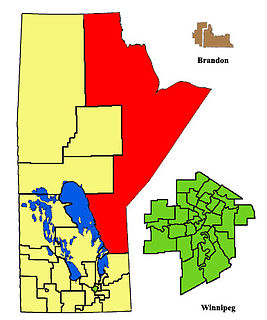 Keewatinook provincial electoral division in the Canadian province of Manitoba