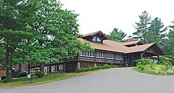 Keweenaw Mountain Lodge Copper Harbor MI 2009.jpg