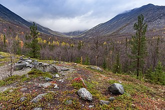 Khibiny Mountains - Khibiny in autumn