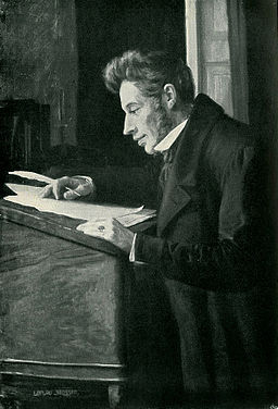 Kierkegaard portrait