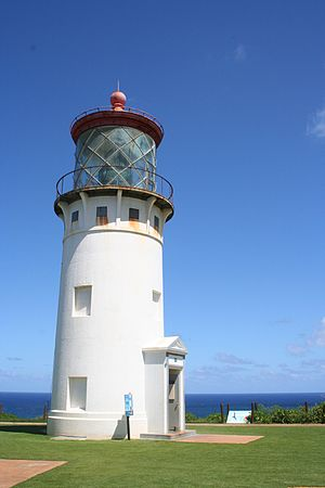 National Register of Historic Places listings in Hawaii - Kilauea Point Lighthouse