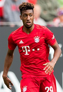Kingsley Coman French association football player