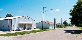 Kirkman, Iowa City in Iowa, United States