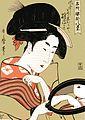 Kitagawa Utamaro ukiyo-e woodblock print.jpg