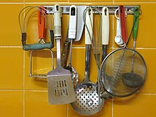 List Of Food Preparation Utensils