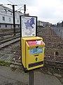 Klippekortautomat på Østerport Station.jpg