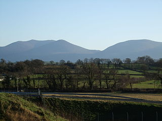 Knockmealdown Mountains mountain range in Ireland