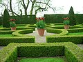 Knot Garden, Little Moreton Hall - geograph.org.uk - 1275930.jpg