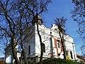 Kościół, ob. par. pw. św. Jana Ewangelisty, 2 poł. XI, XIII-XVI-XVIII (14).JPG