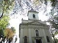 Kościół p.w. św. Wincentego - Kraków Pleszów.JPG