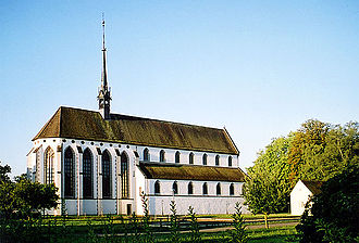Elizabeth of Carinthia, Queen of Germany - Königsfelden monastery church
