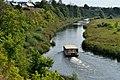Kolibri boat goes Kamenka River in Suzdal.jpg
