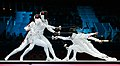 Korea London WomenTeam Fencing 03 (7730604076).jpg