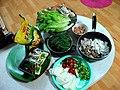 Korean pancake-Ingredients for Haemul pajeon.jpg