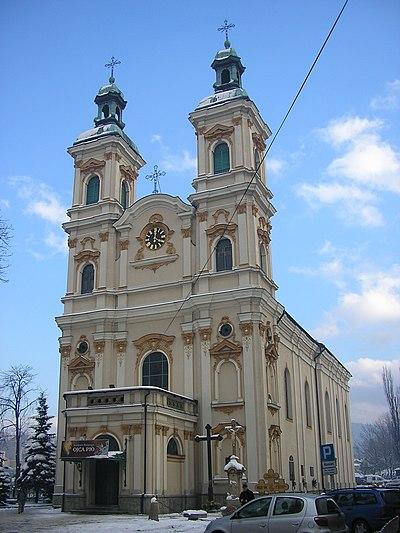 Parafia Opatrzności Bożej w Bielsku-Białej