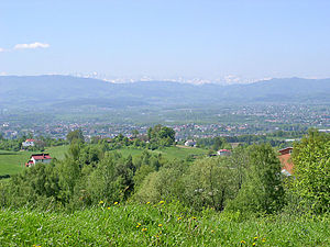 Kotlina Sadecka view from north.jpg