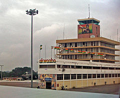 Kotoka International AirportPort lotniczy Akra