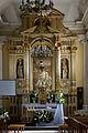 Krasnosielc church st John Kanty nave.jpg