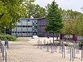 Kreuzbau, ehemalige Schule Schierenberg in Hamburg-Rahlstedt.jpg