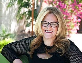 Kristen Ashley American author