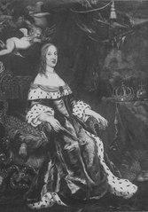 Kristina, 1626-89, drottning av Sverige