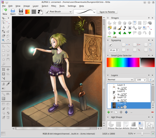 Krita2-2alpha1-with-Dungeon-Girl