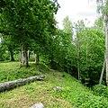 Krusta kalns - pilskalns 06.jpg
