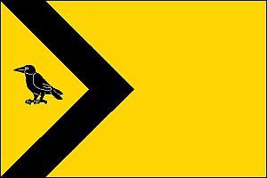 Kryry - Image: Kryry vlajka
