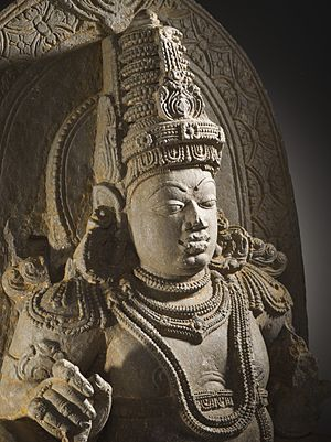 Yaksha - Kubera is also known King of yakshas, apart from being king of riches