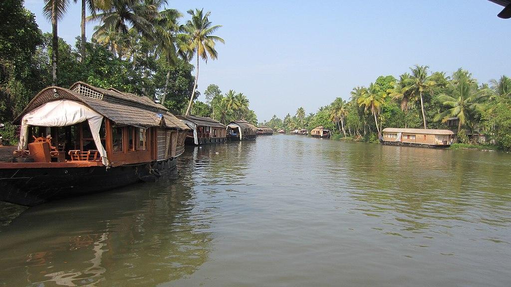 Kumarakom, Kerala, India