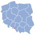 Kuznia Raciborska map.png