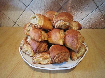 Армянская слоеная гата рецепт фото