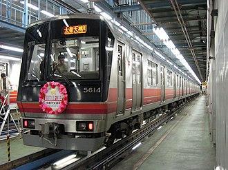 Tōzai Line (Kyoto) - 50 series EMU