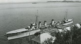 Chacal-class destroyer - Léopard in 1939