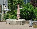 Lörrach-Brombach - Brunnen Schopfheimer Straße.jpg