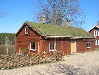Carl Linnaeus - Birthplace at Råshult