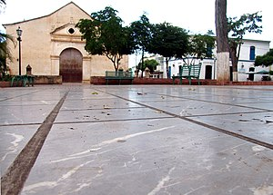 Catedral Nuestra Señora de La Asunción - Exterior view of the cathedral.