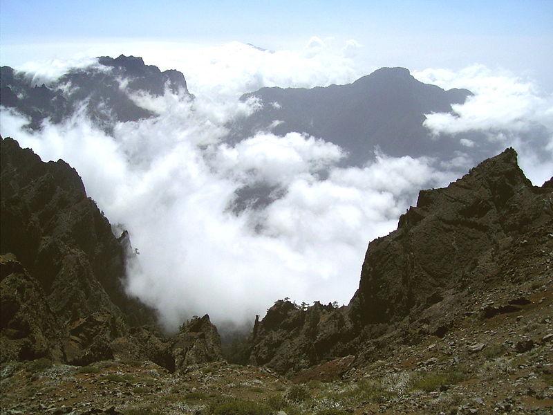 File:La Palma - Roque de los Muchachos 01 ies.jpg