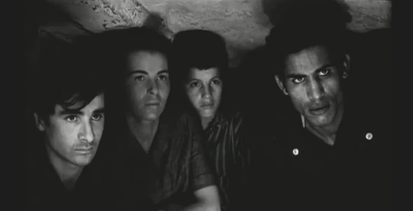 The Battle of Algiers (1966), Italian-Algerian movie by Gillo Pontecorvo. La battaglia di Algeri screen.png